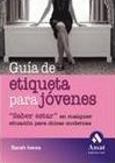 GUIA DE ETIQUETA PARA JOVENES