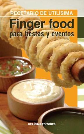 FINGER FOOD PARA FIESTAS Y EVENTOS